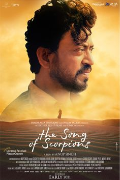 Get ready to be enchanted by the magical presence of Irrfan Khan on the silver screen one last time with 'The Song Of Scorpions'