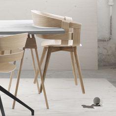 silla wick cromo design house stockholm- inuk home
