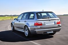 The One-Off BMW E46 M3 Touring