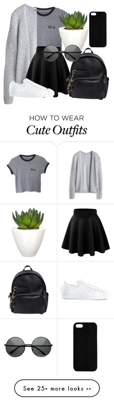 """First outfit"" by volacxous on Polyvore"