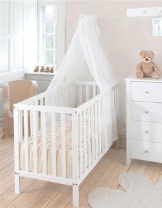 Himmelstativ til seng - Monteringspind til himmel til babysenge og tremmesenge
