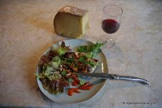.Regards et Vie d'Auvergne, le blog de l'Auvergne.: Une recette de cuisine : Tartines aux morilles et ...