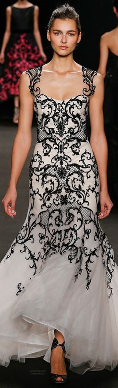 Fall 2014 Ready-to-Wear Monique Lhuillier