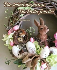 Happy Birthday Greetings Friends, Holidays And Events, Happy Easter, Christmas Ornaments, Holiday Decor, Easter Activities, Happy Easter Day, Christmas Jewelry, Christmas Decorations