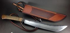 Large Bush Sword - SBranson