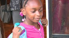 Tuesday, September 4th was the first day of school for most Milwaukee-area students. FOX6 News followed one Milwaukee first-grader through a busy morning, as she headed off for the first day of the school year.  Janet McCullum is a teacher at Vincent High School, but before she could start her 2012-2013 school year, Tuesday morning she was focused on getting her children started on theirs.