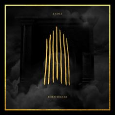 Born Sinner - The 50 Best Rap Album Covers of the Past Five Years | Complex