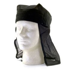 Sandana Pro-Line Headwrap - Black - Black Mesh by Sandana. $14.95. Get the Original paintball headwrap with a Sandana Pro-Line Headwrap! Since 1990, Sandana has been making quality headwraps for a variety of sport applications. Paintball players have relied on Sandana Pro-Line Black Headwraps to keep the sweat out of their eyes and pad the forehead for impact protection. The mesh wrapover keeps your hair tucked away and presents a clean streamlined look. Sandana's q...