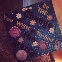 Social Work graduation cap