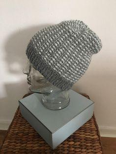 Zimowowa czapka przeplatanka  - Barabell - Czapki na drutach