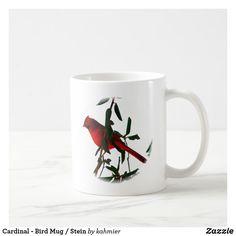 Cardinal - Bird Mug