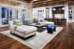 Luxurious House Interior Design in Texas