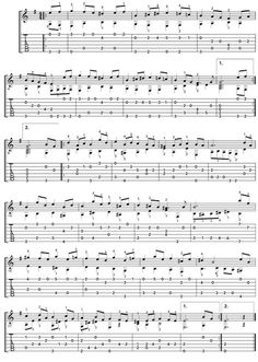 Video Lesson: Learn JS Bach's 'Bourrée in E Minor' for Guitar – Acoustic Guitar Guitar Sheet Music, Guitar Songs, Guitar Chords, Acoustic Guitars, Guitar Strumming, Guitar Quotes, Music Chords, Ukulele, Basic Guitar Lessons
