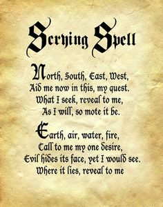 Magic Spell Book, Witch Spell Book, Witchcraft Spell Books, Magick Book, Magick Spells, Witchcraft Spells For Beginners, Healing Spells, Easy Spells, Luck Spells