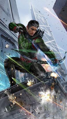 Rocket Robin Hood WIP by uncannyknack on DeviantArt