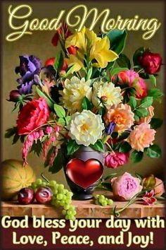 Good Morning sister and all,have a nice day and a great new week.God bless xxx take care and keep safe❤❤❤🍃🍂🍁 Good Morning Sister, Good Morning Prayer, Good Morning Gif, Good Morning Flowers, Morning Blessings, Good Morning Picture, Morning Wish, Good Morning Bible Verse, Morning Verses