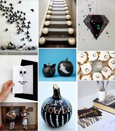 Poppytalk: 9 Halloween-Inspired DIY Weekend Projects