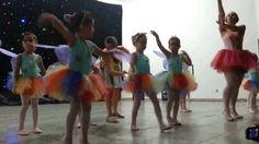 Apresentação Livia Vefago Ballet Colégio Cesti