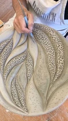 Inexpensive, elegant and versatile, pottery is a worthwhile addition to your home, and you should definitely consider getting some for your interior design project. Pottery is used to decorate diff… Slab Pottery, Pottery Tools, Ceramic Pottery, Pottery Art, Pottery Painting, Pottery Teapots, Thrown Pottery, Pottery Plates, Pottery Wheel