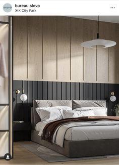 Красивое цветовое решение и материалы Modern Luxury Bedroom, Master Bedroom Interior, Luxury Bedroom Design, Bedroom Bed, Luxurious Bedrooms, Bedroom Decor For Couples, Diy Bedroom Decor, Home Decor, Luxury Homes Interior