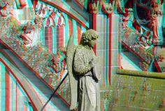 https://flic.kr/p/EVyBbi   Sint-Janskathedraal Den Bosch 3D   anaglyph stereo red/cyan