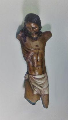 Cristo Mutilado de Bojayá 30 x 60 x 15