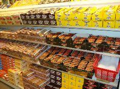 Mars personeelswinkel -- de lekkerste snoepwinkel van heel Nederland