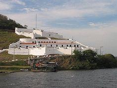 Corumbá, Mato Grosso do Sul, Brasil - Forte Junqueira