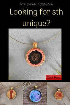#handmadejewelry #jewelry #greekjewellery #jewelrydesigns #etsy #etsyshop #giftforher #jewelryforwomen #giftideas #giftformother #beauty #birthdaygifts #beautifuljewellery #uniquegifts #fashion #pickoftheday #jewelryaccessories #bestseller #atheniankosmima #accessories #necklace #resinnecklace #beautifulnecklace #blacknecklace #pinknecklace Unique Necklaces, Beautiful Necklaces, Handmade Necklaces, Handmade Items, Handmade Jewelry, Resin Necklace, Black Necklace, Greek Jewelry, Etsy Jewelry