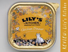 Review: Lily's Kitchen
