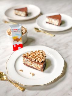 Tarta kinder Country – Upieczona Diy Food, Delicious Desserts, Sweet Tooth, Food And Drink, Sweets, Snacks, Baking, Drinks, Cake