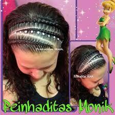 Image result for tutorial para hacer peinados para niña