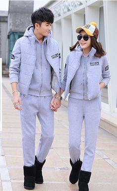 CC01456 Couples hoodie thick couple clothes 3pcs set Couple Clothes, Couple Outfits, Cheap Clothes, Hoodies, Couples, T Shirt, Style, Fashion, Supreme T Shirt