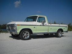 1973 FORD F-100 I really want one.