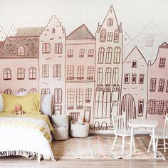 Madeline Wallpaper Mural