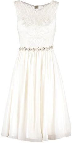 Laona Cocktailkleid   festliches Kleid light beige Brautkleid Kurz, Party  Kleider, Hochzeitstag, Cocktail 3c8f912bd4
