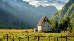 Albania, guest house (Credit: Credit: Chad Case/Alamy)