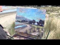 Edward Seago Plein Air Technique by Norman Teeling - YouTube