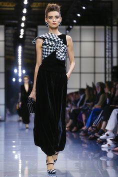 Giorgio Armani Privé Couture Fall 2016