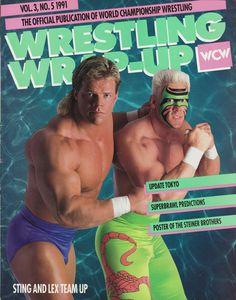 WCW Wrestling Wrap-Up Vol.3 No. 51991