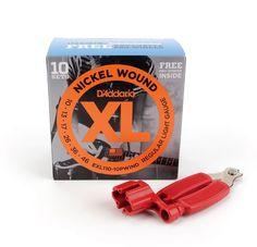Nuevo y envío desde España OFERTA D ADDARIO EXL110-10P + Prowinder gratis