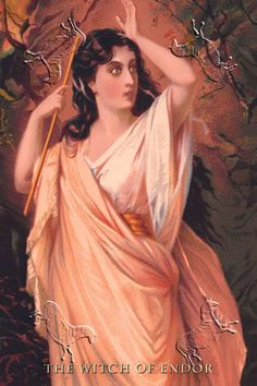 The Witch of Endor (Dora Witcherly, Zephaniah)