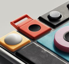 lapka with google - haute couture project ara blocks