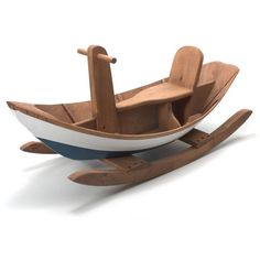 Boat rocking chair