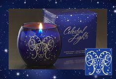 #PartyLite Celestial Lights, Aries My sign!  www.partylite.biz/taelegancemood