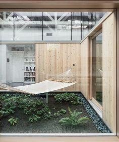 indoor oasis