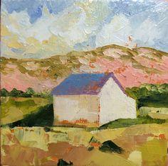 Sue Jachimiec - White Barn