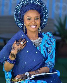 African Style, African Fashion, Yoruba Wedding, Aso Ebi Styles, Hijabs, African Women, Head Wraps, Female Art, High Fashion