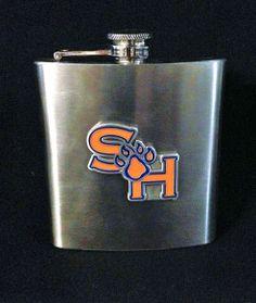 Sam Houston State Flask