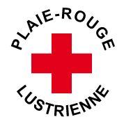 Plaie-Rouge Lustrienne. Logo pour Blood Bowl Art. Logo détourné de la Croix Rouge Française, association d'aide humanitaire fondée en 1864. Source : Astorah.